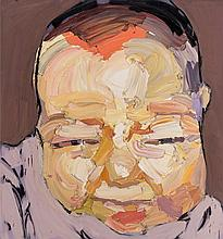 Ben Quilty 1973, VIRUS, 2006 oil and aerosol on canvas