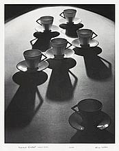OLIVE COTTON, (1911 – 2003), TEACUP BALLET, 1935, printed 1994, silver gelatin photograph