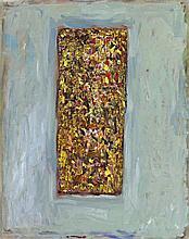 PAUL PARTOS, (1943 – 2002), UNTITLED (CALENDAR), 1984, oil on canvas