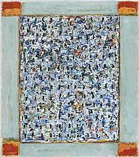 PAUL PARTOS, (1943 – 2002), LEO, 1994–95, oil on canvas