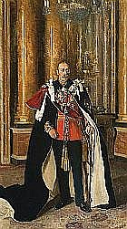 Harrington Mann Portrait Of King George V, 1932
