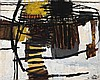 JOHN OLSEN, born 1928, LANDSCAPE NO 1, 1957, oil on canvas, John Olsen, AUD24,000