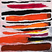 WAKARTU CORY SURPRISE, (c1929 - 2011), UNTITLED, 2010, synthetic polymer paint on canvas