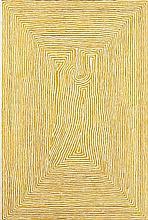 TJUMPO TJAPANANGKA, (c1930 - 2007), WALARTU, 2003, synthetic polymer paint on canvas