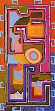 BOXER MILNER TJAMPITJIN, (c1934 - 2009), PURKITJI (STURT CREEK), 2005, synthetic polymer paint on canvas