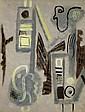 Max Ackermann (1887-1975): Zwiegespräch