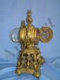 Tiffany & Co. French case mantel clock