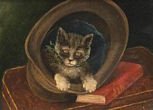 huile sur toile de Louise Emilie Leleux-Giraud  (1824-1885)