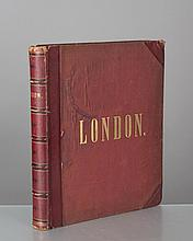 DORÉ Gustave, JERROLD Blanchard, LONDON, Ed. Grant & Co., London, Turnmill Street 72-78, MDCCCLXXII, Couv. rigide et reliure ancienne, H. 38x32cm, n.p.