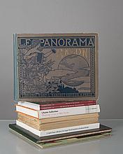lot de livres sur l'univers des collectionneurs:
