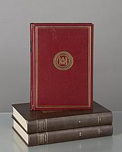 lot de livres sur l'imprimerie à Genève: