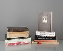 lot de livres sur Genève et ses environs: