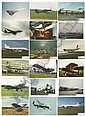Civil and military aircraft. An extensive archive