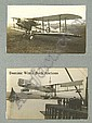 RFC & RAF. A good early Aviation photograph album