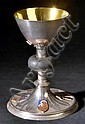 * A good early 20th century chalice, possibly
