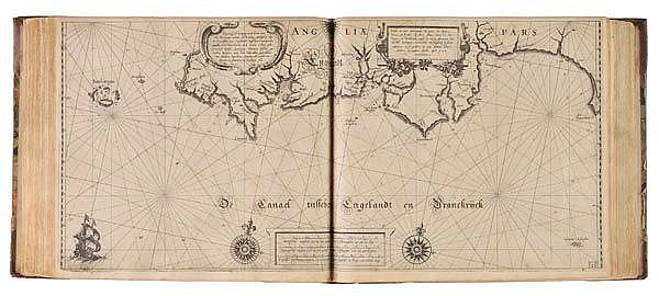 Blaeu (Willem Janszoon). The Light of Navigation