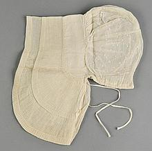 *Samuel and Eunice Bagster. A collection of children's clothes and other garments belonging to the Bagster family, late 18th-mid 19th century,