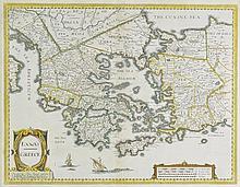 *Greece. Speed (John), Greece, published Thomas Bassett & Richard Chiswell, [1676],