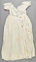 *Victoria (Queen of Great Britain & Ireland, 1819-1901). A petticoat worn by Queen Victoria, circa 1840,