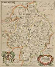Warwickshire. A mixed collection of twenty-nine maps, 17th - 19th century,