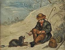 Barker (William, 19th century). - The Shepherd's Christmas,