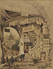 Willson (Harry, active 1813-1852). - Spa, 1846,