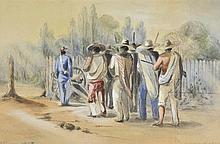 Buchanan (William Cross). - A band of armed men in Mexico, 1869,