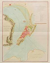 China. Barrow (John), A Plan of the City and Harbour of Macao a Colony of the Po