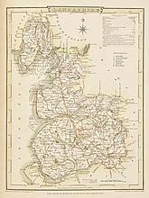 Cole (George & Roper, John). The British Atlas; Comprising a Complete Set of Cou