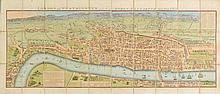 London. London and Westminster in the Reign of Queen Elizabeth Anno Dom 1563, pu