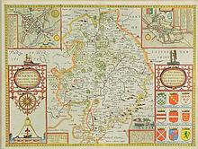 *Warwickshire Speed (John), The Counti of Warwick, The Shire Towne and Citie of