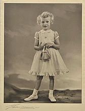 Anne (Princess Royal, born 1950). A group of approximately 100 studio portrait