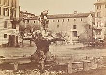 Macpherson (Robert, 1811-1872). The Three Columns in the Forum, circa 1856, alb