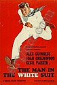 [ Posters ] The Man in the White Suite, 1951, British, 28 x 22 in. See illustration inside front cover of this catalogue. (1)