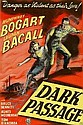 [ Posters ] Dark Passage, 1947, American, 30 x 20 in. (1)