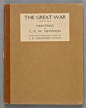 Nevinson (Christopher Richard Wynne, 1889-1946). The Great War, Fourth