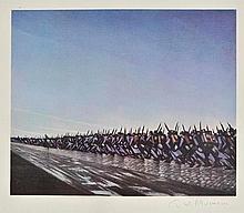 *@Nevinson (Christopher Richard Wynne, 1889-1946). Column on the March,