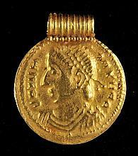*Constantius I as Caesar (293-305).