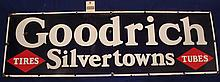Goodrich Silvertowns Tire