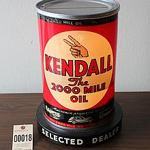 Kendall 2000 Mile Oil