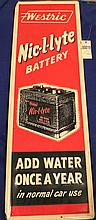 Nic-l-lyte Battery