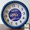Ford Neon Light up clock