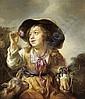 Jan van Noordt (active 1644 - 1678 Amsterdam), Jan van Noordt, Click for value