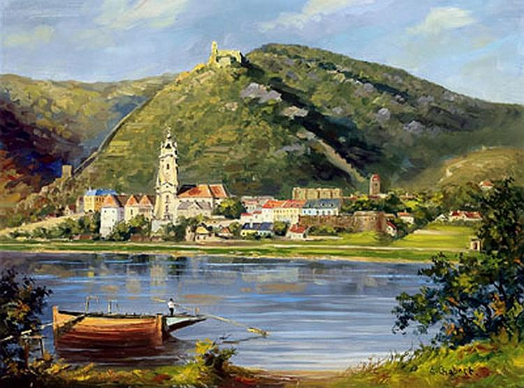 Egon Chabert (Svatonitz, Bohemia, 1889-1962