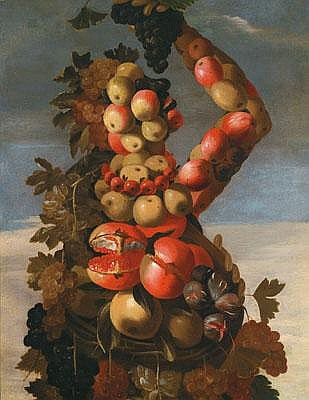 Giuseppe Arcimboldo (1530? -1593),