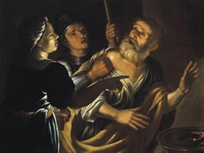 Gerard Seghers (Antwerpen 1591 - 1651)