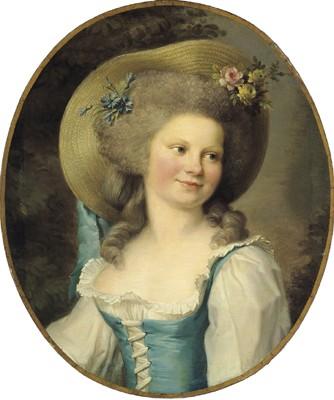 Adelaide Labille-Guiard (Paris 1749 - 1803)