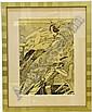 Heinz Stangl (Wien 1942-2008) Im Garten, signier, Heinz Stangl, Click for value
