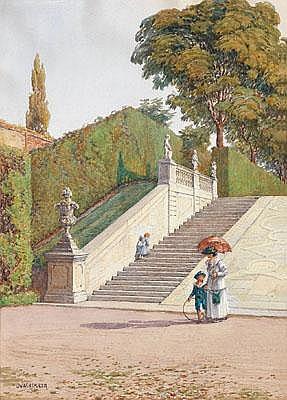 Julius Wachsmann (Brünn 1866-1936 Wien) Im