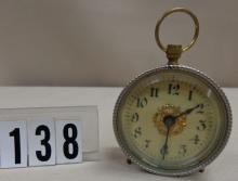 1920'S SMALL DESK CLOCK